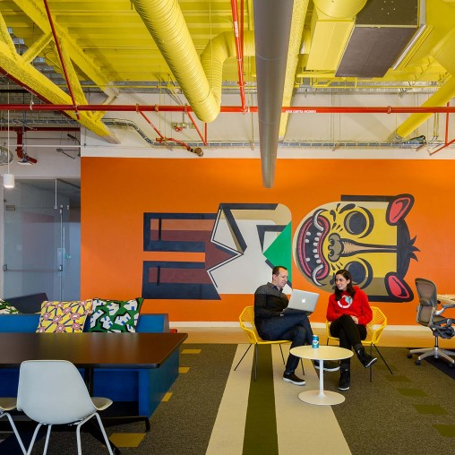 Facebook Mexico City Projects Gensler