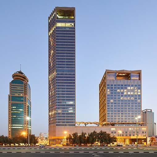 Four Seasons Hotel Burj Alshaya Centre Projects Gensler