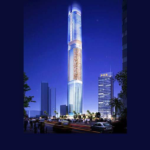 Four Seasons Mumbai Tower Projects Gensler