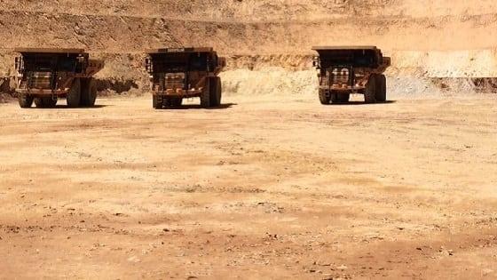 Étude de cas SAP sur les camions miniers
