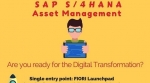 SAP S/4 HANA Asset Management (Info-graphic)