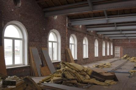 Kantoorruimtes langsheen Dok Noord