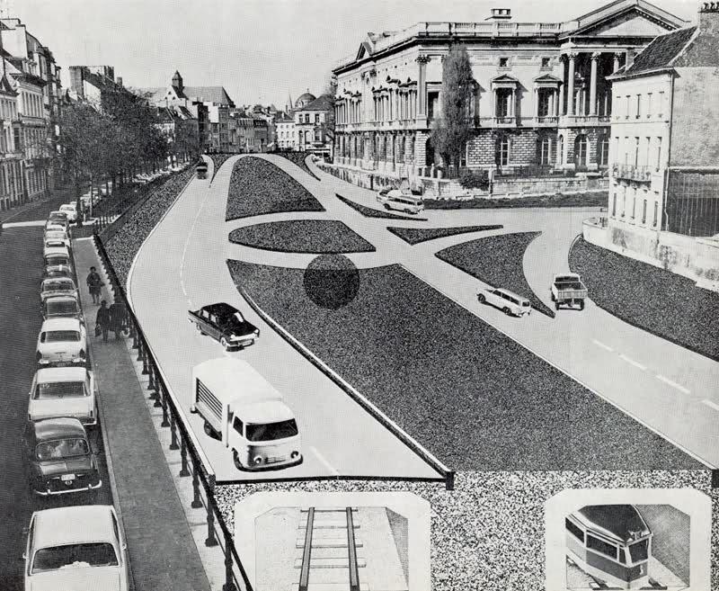 Op 't randje: de Gentse pre-metro (lees artikel).