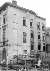 Gevel 't Stuk, kort voor de sloop in 1992