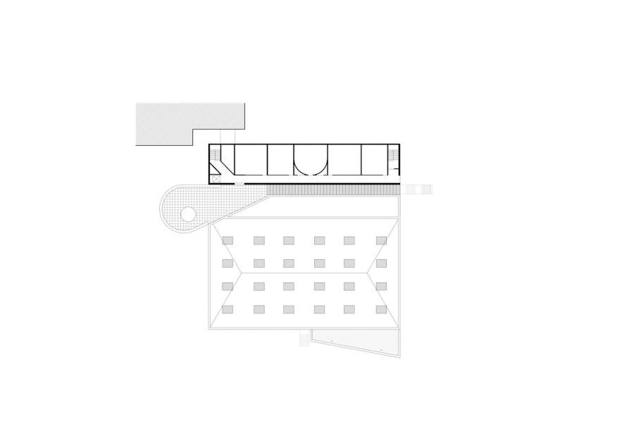 grondplan verdieping 3