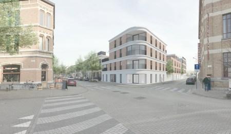 Nieuwbouw sociale woningen Kraankinderstraat