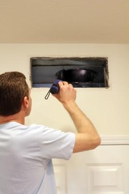 Air Duct Maintenance