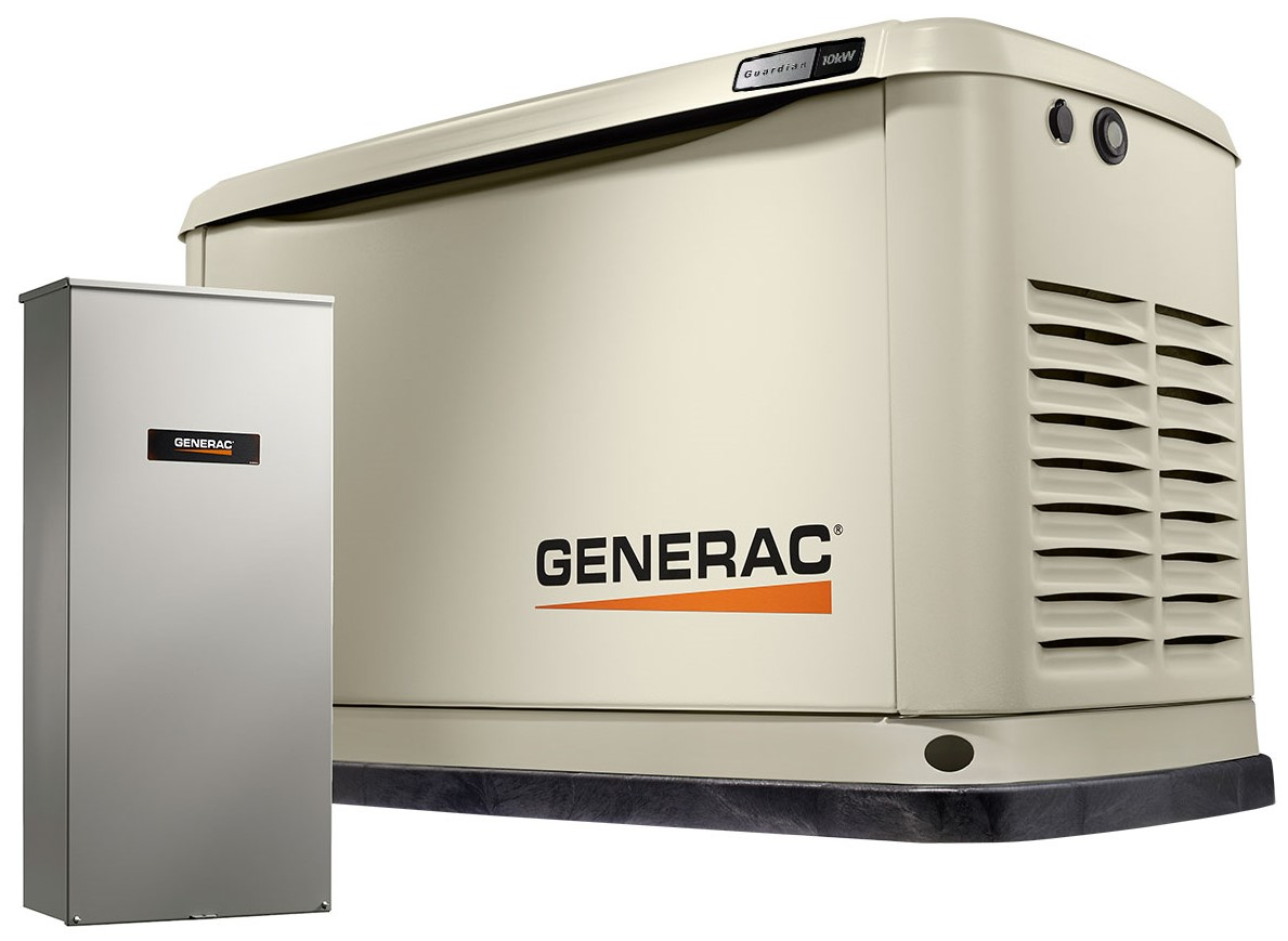 Generac Guardian Series Generators In Tracy