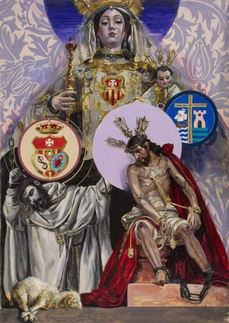 Vitelas del Libro de Reglas de la Hermandad de los Judíos de Huelva