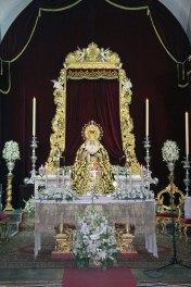 Alcalá del Río celebró el Aniversario de la Coronación de la Virgen de los Dolores (1)