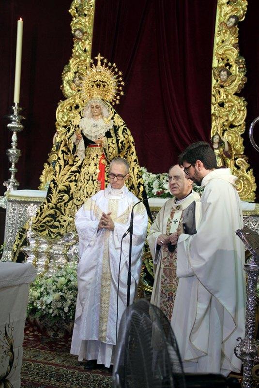 Alcalá del Río celebró el Aniversario de la Coronación de la Virgen de los Dolores (14)