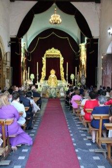 Alcalá del Río celebró el Aniversario de la Coronación de la Virgen de los Dolores (27)