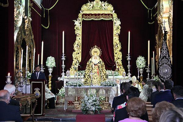 Alcalá del Río celebró el Aniversario de la Coronación de la Virgen de los Dolores (28)