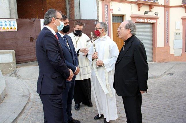Alcalá del Río celebró el Aniversario de la Coronación de la Virgen de los Dolores (5)