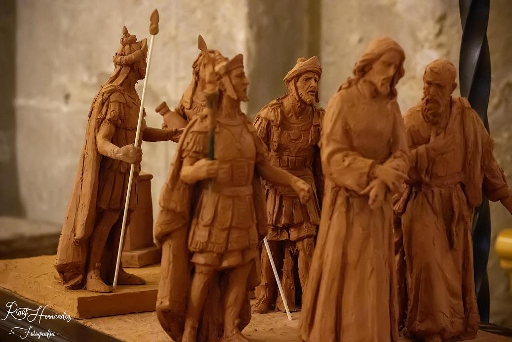 Los soldados judíos de la Bondad de Córdoba estarán inspirados en tres vecinos ilustres de la Fuensanta