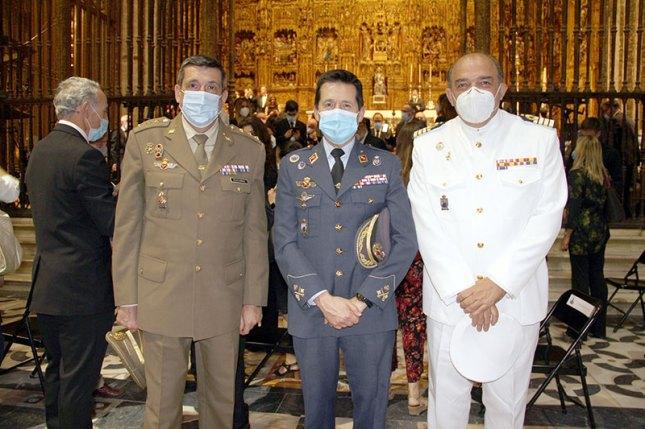 Todos los detalles del funeral en la Catedral de Sevilla (1)