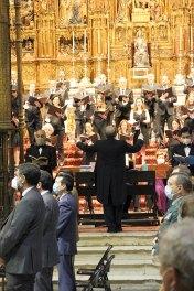 Todos los detalles del funeral en la Catedral de Sevilla (10)