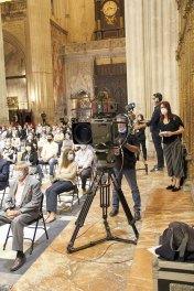 Todos los detalles del funeral en la Catedral de Sevilla (11)