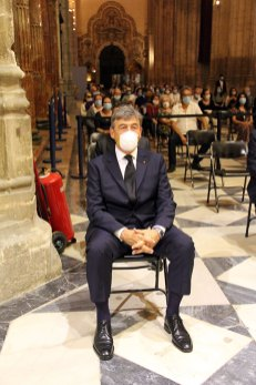 Todos los detalles del funeral en la Catedral de Sevilla (7)