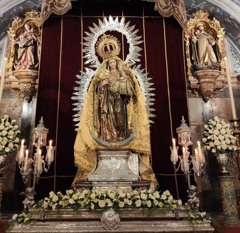 Virgen de Amparo Sevilla