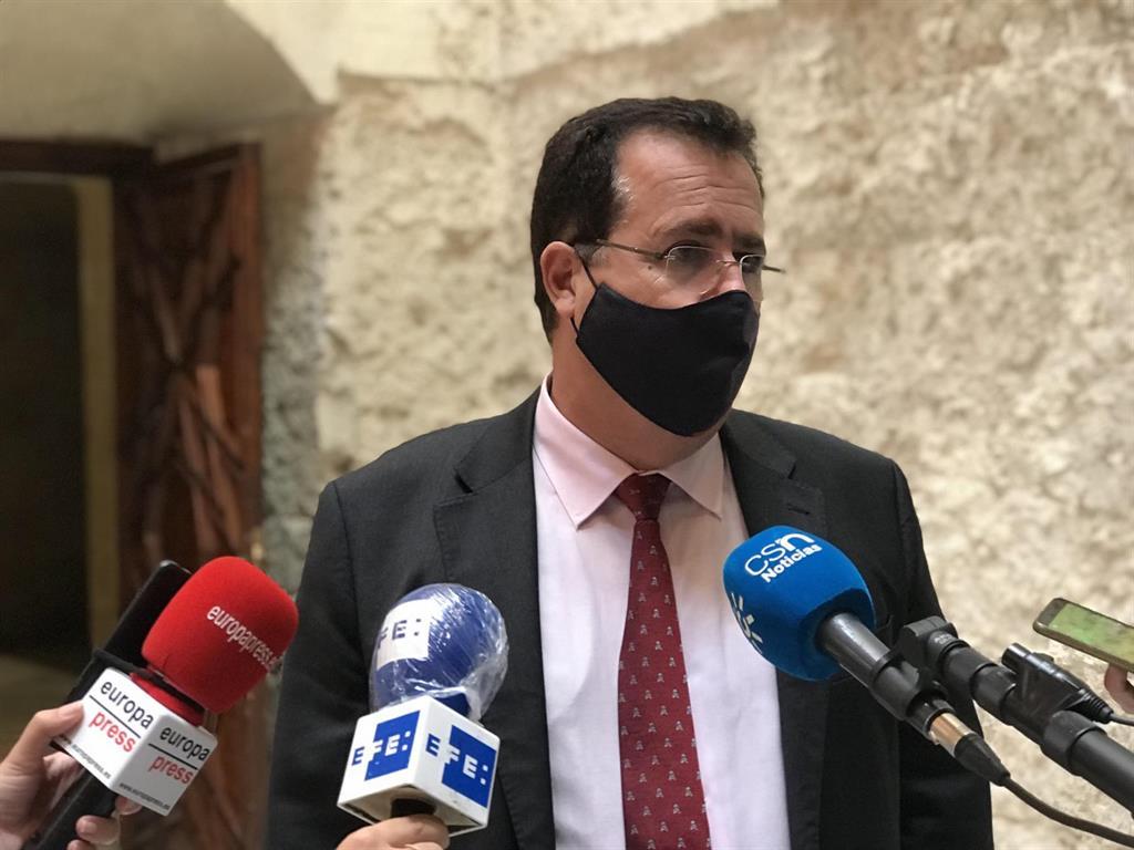 Juan Carlos Cabrera: «No soy partidario de cambiar la Carrera Oficial»