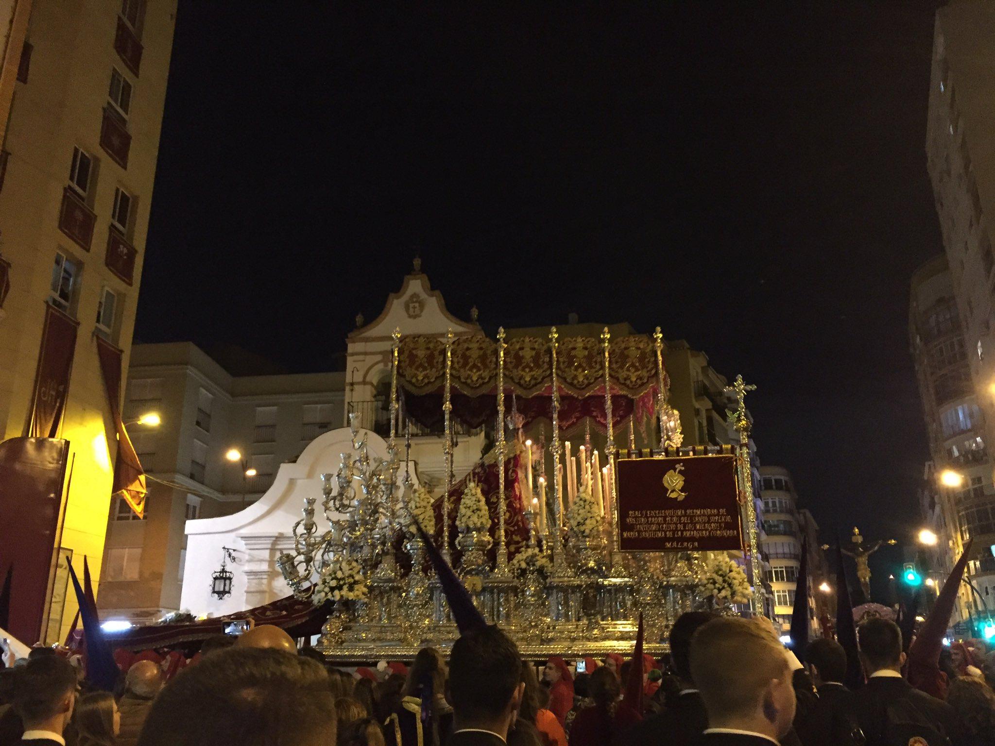 La Agrupación de Cofradías de Málaga acuerda aplazar la procesión magna prevista para septiembre con motivo del Centenario
