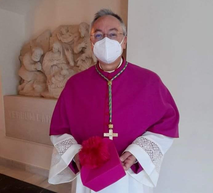 José Rico Paves toma posesión como nuevo obispo de Jerez