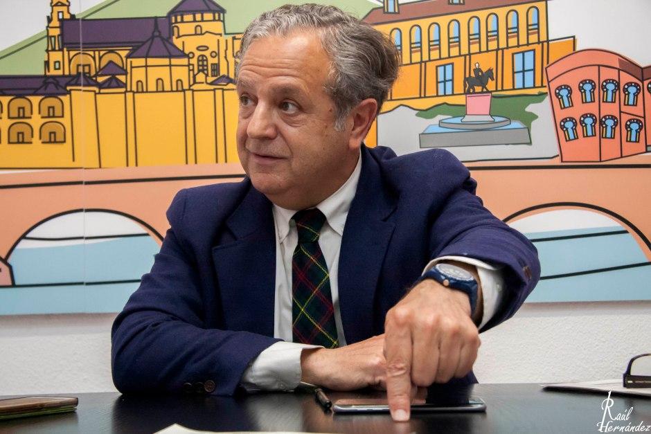 Salvador Fuentes: «La cuantía pendiente del convenio 2020 se va a pagar a las cofradías esta semana sin más demora»
