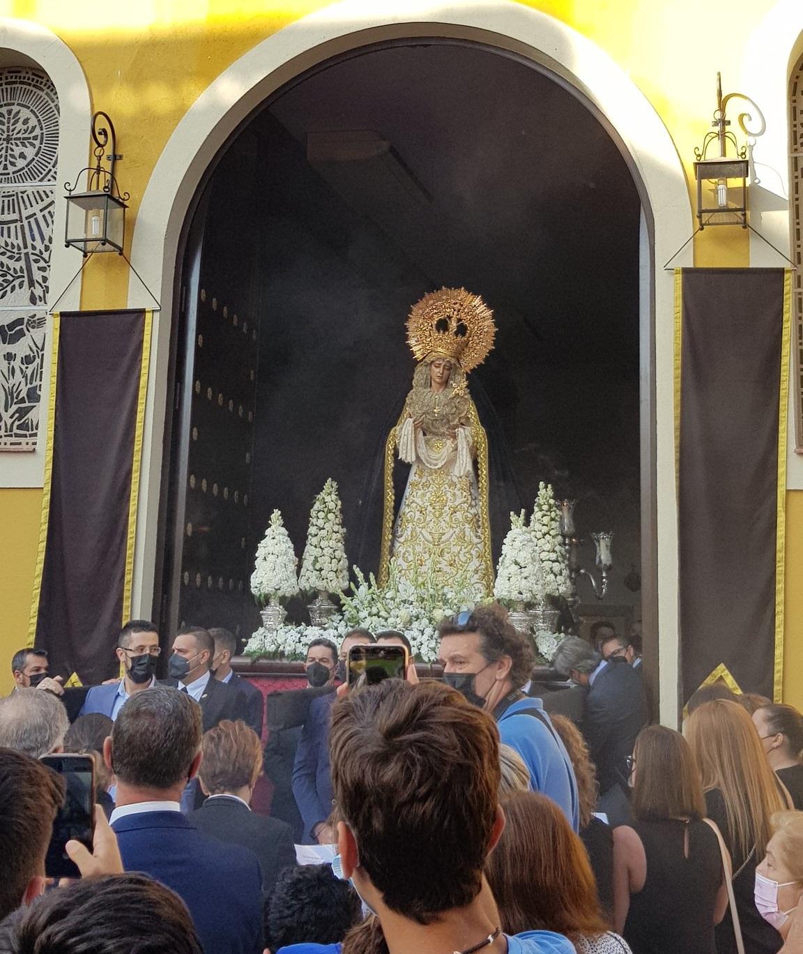 La Soledad hace historia saliendo por vez primera de Guadalupe