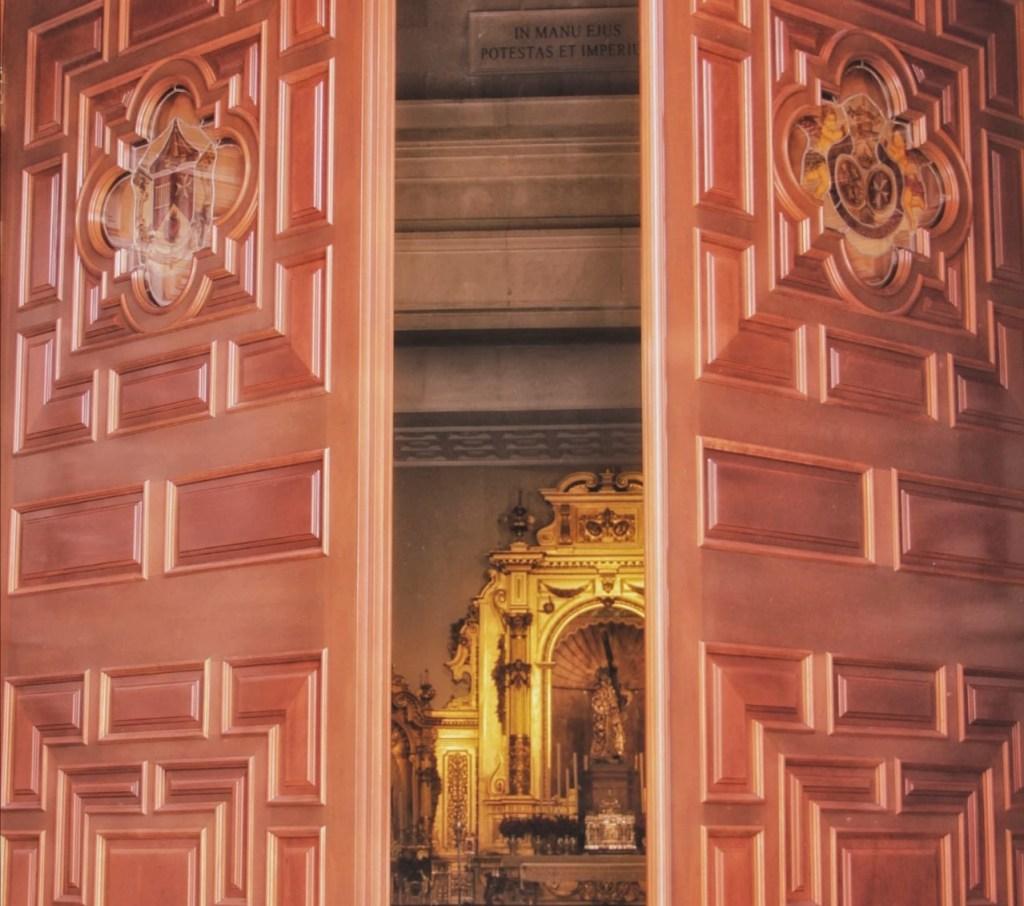 La Basílica del Gran Poder permanecerá cerrada durante la estancia del Señor en la Santa Misión