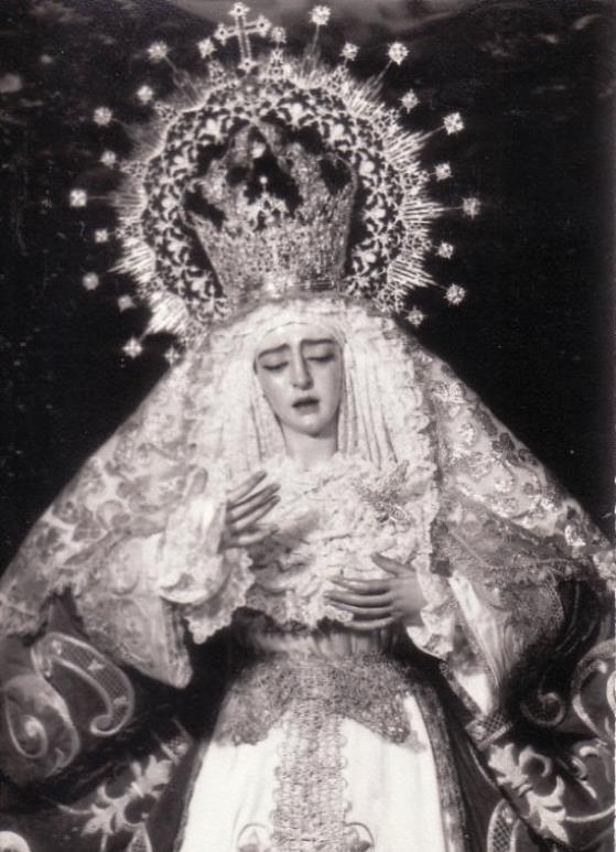 La Virgen de la Encarnación, atribuida a Blas Molner