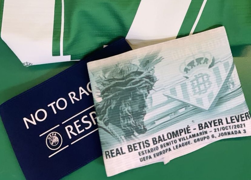 El Betis «se encomienda» al Gran Poder para su partido de Europa League