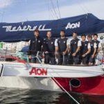 Lo skipper e il suo equipaggio