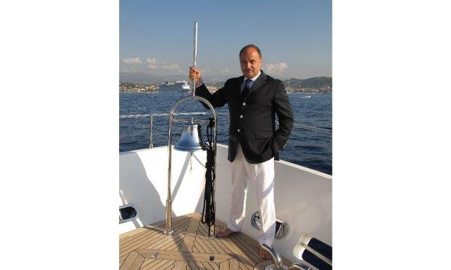 Francesco Michienzi, direttore di Barche