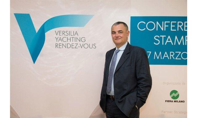 Paolo Borgio, direttore Fiera Milano