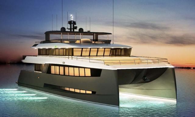 Amasea Yachts, rivoluzionario cat oceanico