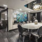 La dining room