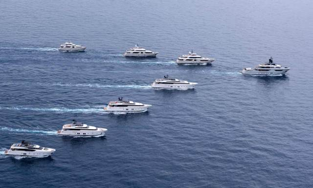 Sanlorenzo Yacht: la flotta