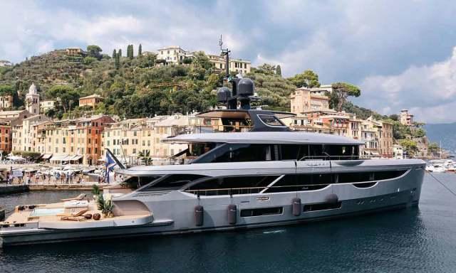 Benetti Oasis 40M a Portofino