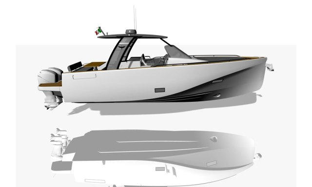 Heron Yacht 38