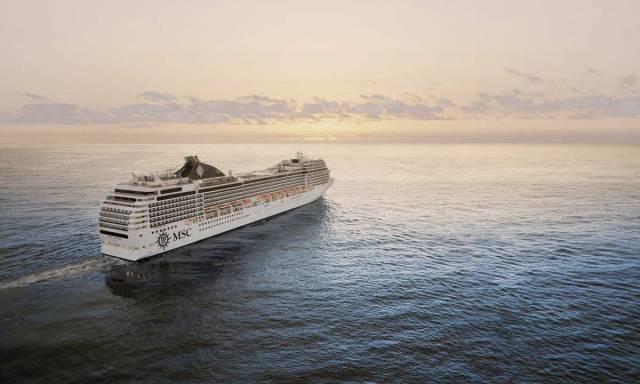 MSC Crociere: la nave Poesia