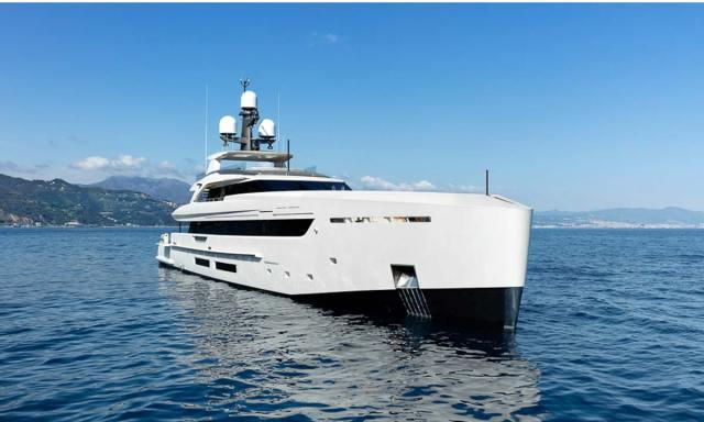 Tankoa Yachts: la serie 50 metri
