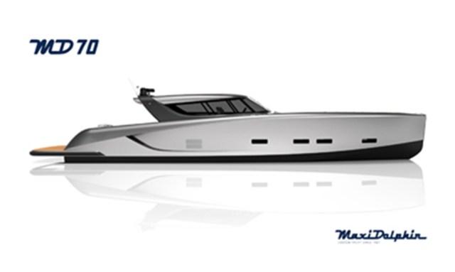 Maxi Dolphin MD70 Power