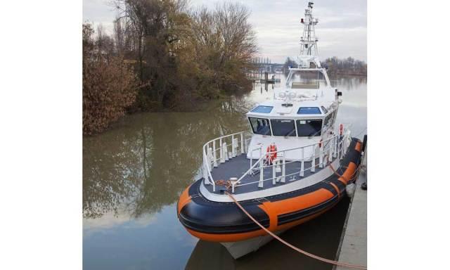 Cantiere Navale Vittoria: unità SAR