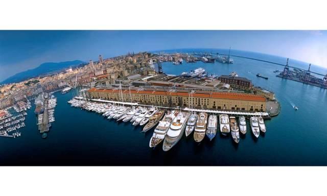 The Ocean Race: il Porto Antico Genova