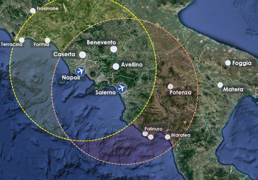 Aeroporto di Salerno: investimenti e assunzioni. Incontro con gli amministratori