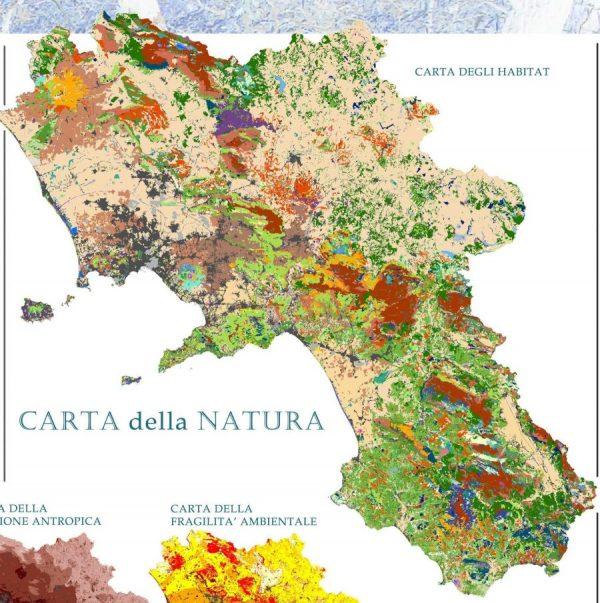 Carta della Natura della Campania presentata al convegno dell'ARPAC