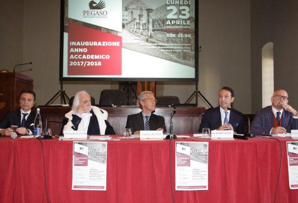 Il Rettore Bianchi: rigenerare il Bel Paese ripartendo da Genova