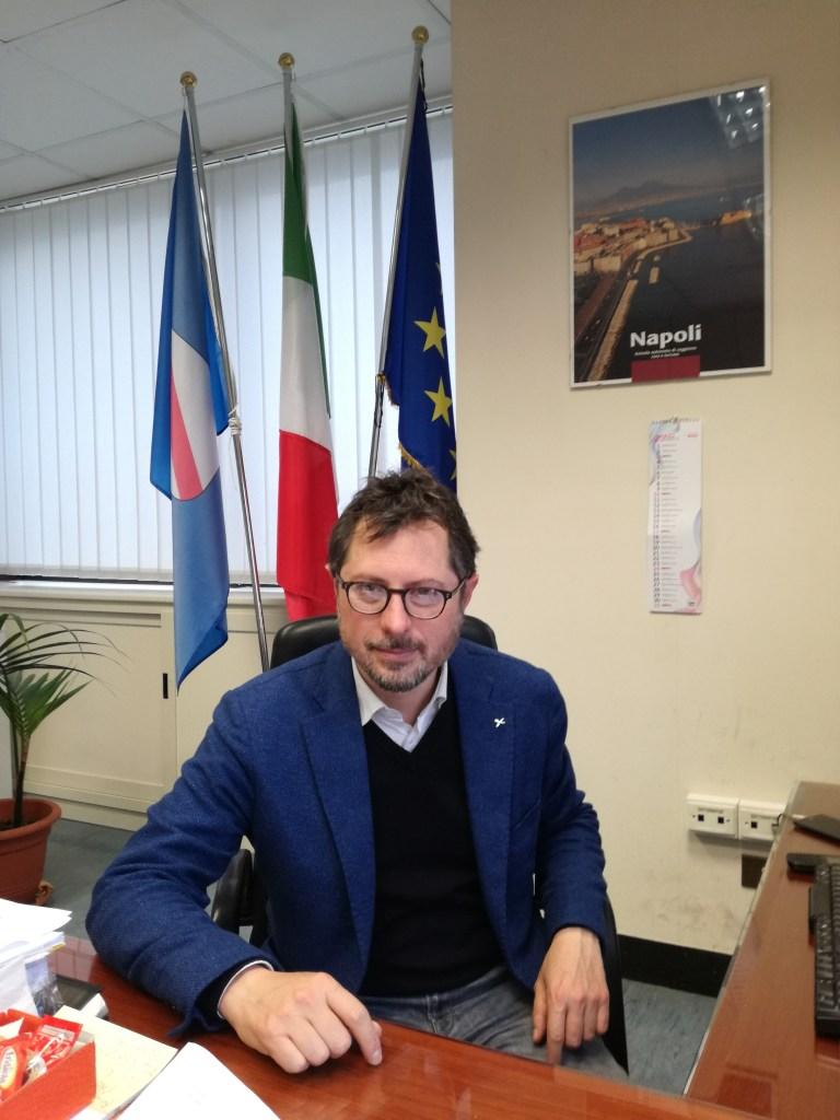La politica dei Verdi in Campania. Incontro con il consigliere Borrelli