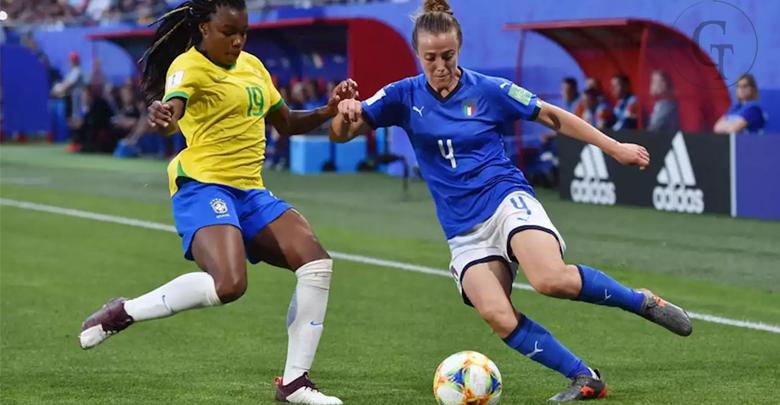 Italia 0 – Brasile 1. Ma vincono entrambe